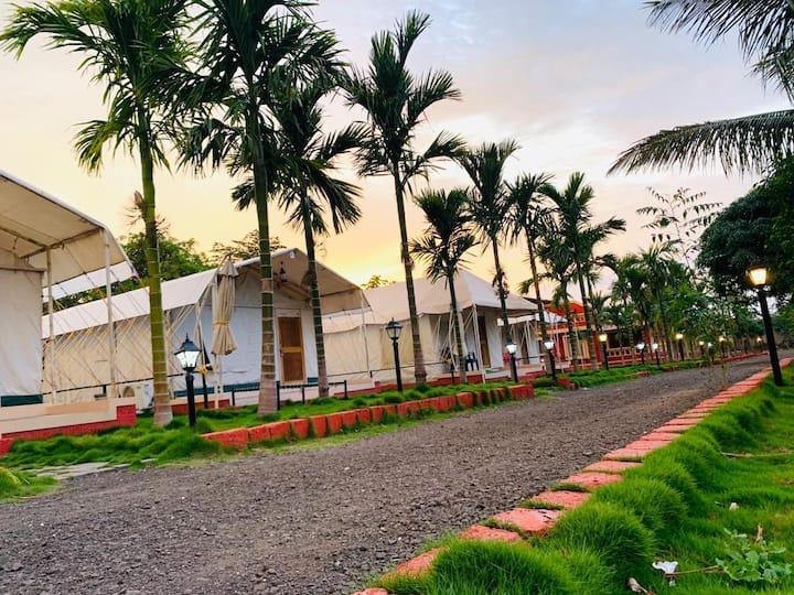 Dormitory Tent - Yashodhan Agri Tourism