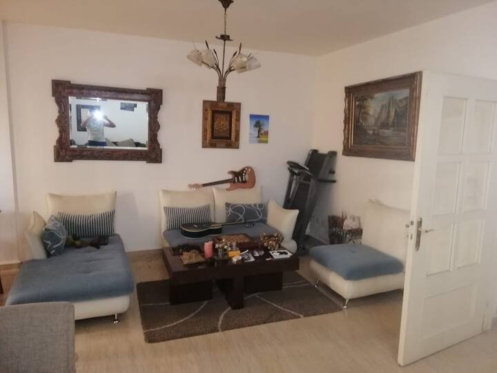 3 Bedroom Apt in Dam & Farez Tripoli-Lebanon