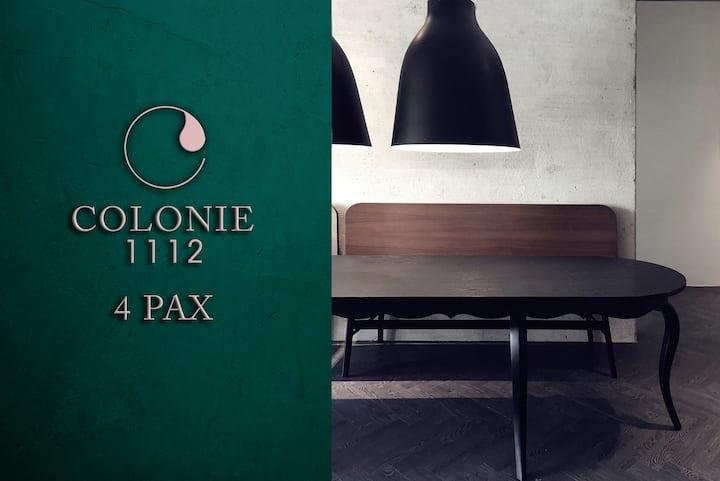 Colonie 1112 - 4 pax