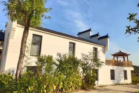 武汉周边 点溪园古法红糖民宿 大床房