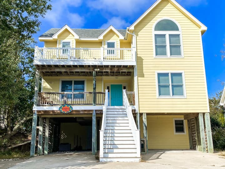 OceanSd~Sleeps12~Pool~Keyless Entry~5mins to beach