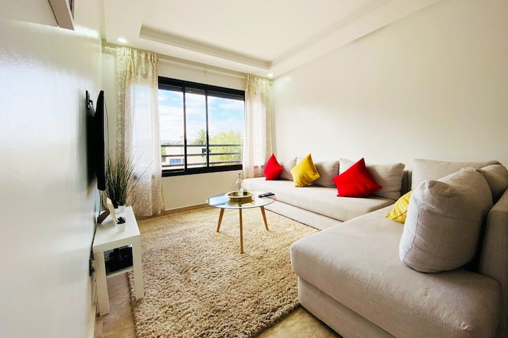 Central & Confortable Appartement Maarif