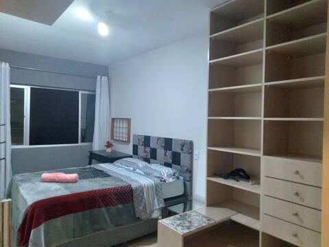 Apartamento bem localizado no Cinquentenário