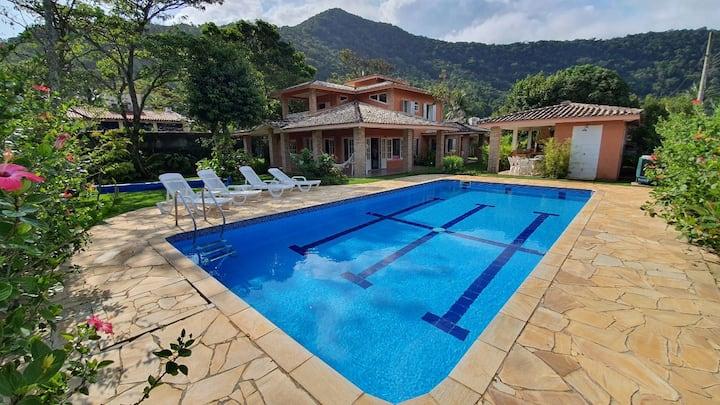 Casa maravilhosa em Barequeçaba