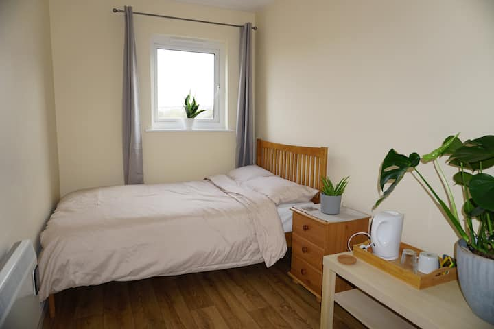 Modern Cosy Double near City Centre & Temple Meads