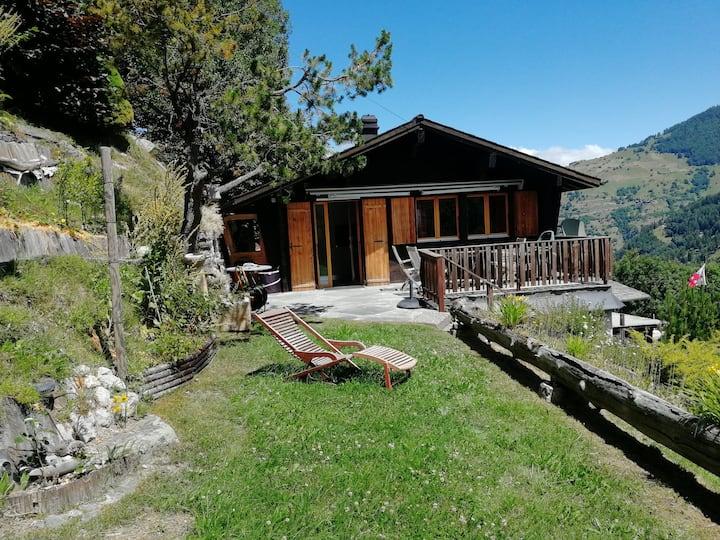 Chalet Salvagaia, Haute-Nendaz, Suisse