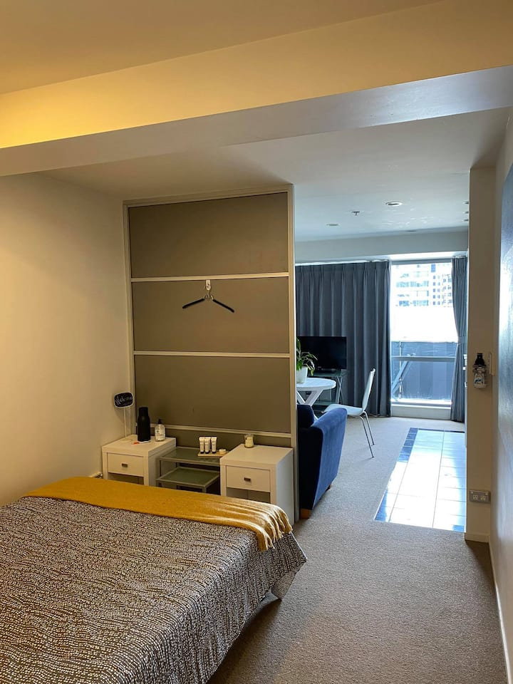 Auckland City Central Studio - Smart Stay