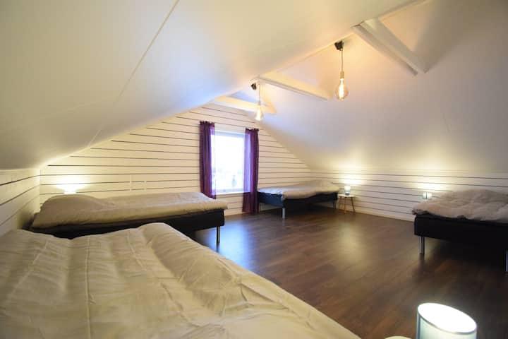(5) Big apartment in central Kiruna