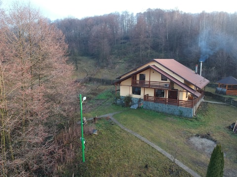 House in the Forest - great location and  view