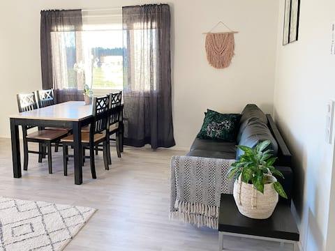Cozy apartment with sauna