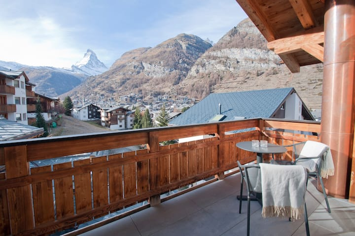 Alpine Lodge Colosseo, Apartment Lux