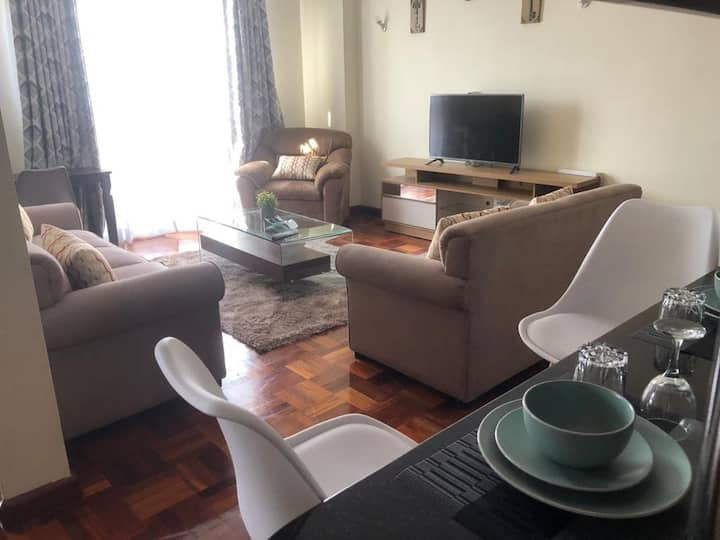 Westlands Executive Apartment + GYM (On offer)