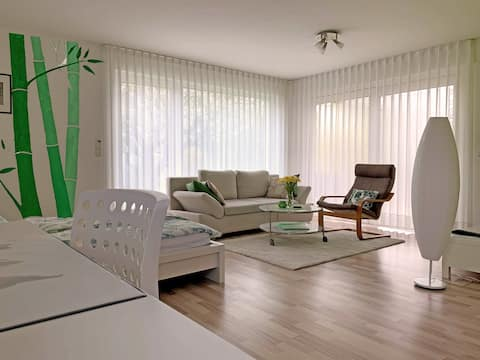 "Gästeappartement ""Zimmergrün"" - your green oasis"