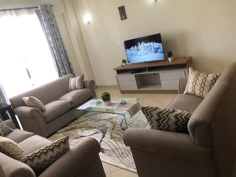 Luxury Westlands Apartment+ MAD OFFER (Nairobi)
