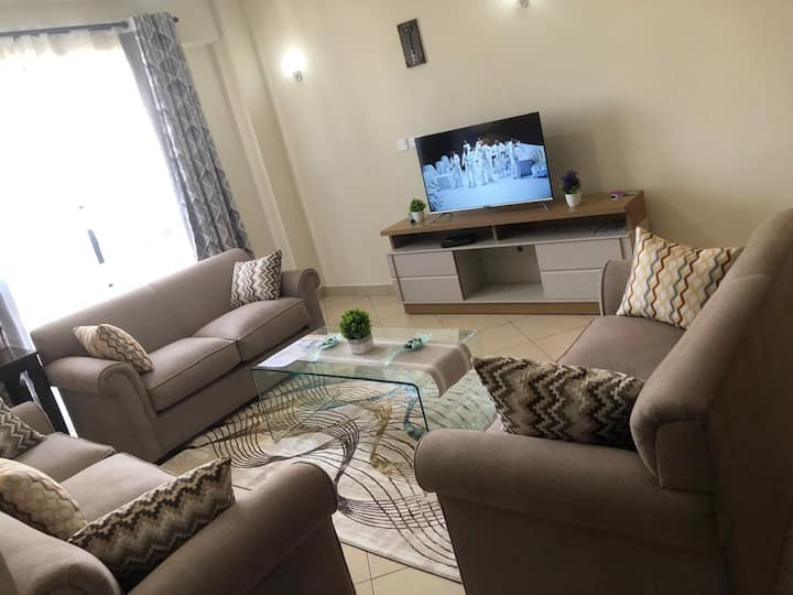 Luxury Westlands Apartment+ MAD OFFER (Nairobi)