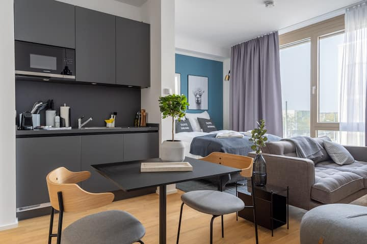Limehome Potsdam Annemarie-Wolff-Platz - Junior Suite