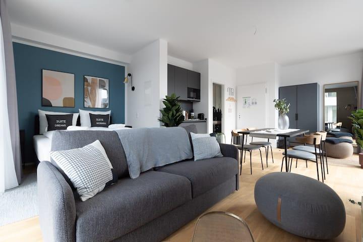Limehome Potsdam Annemarie-Wolff-Platz - Standard Suite