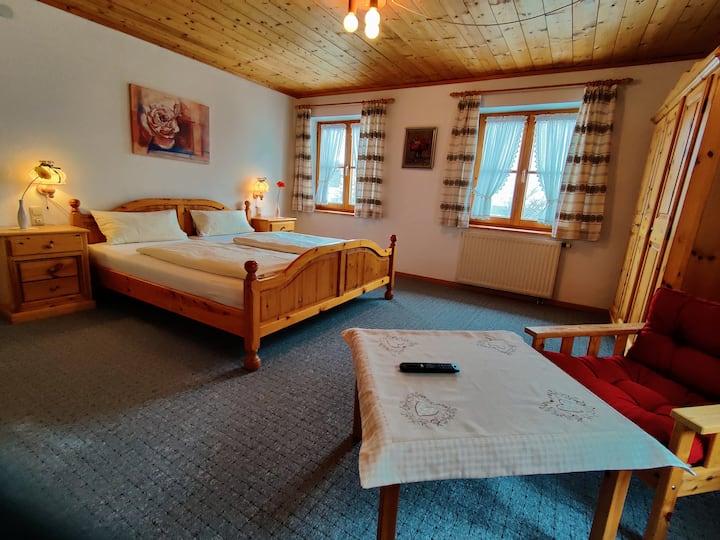Berg & Bleibe Doppelzimmer