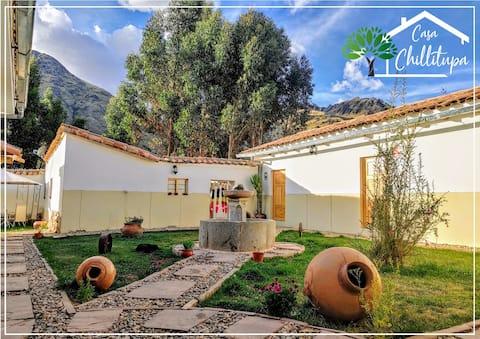 Casa Chillitupa : Naturaleza y Confort