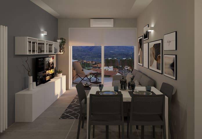 Appartamento Le Terrazze Baveno