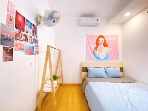 ❤TITAN❤ Seaview Apt, 3Min→Sea, 3 Beds & Smart TV