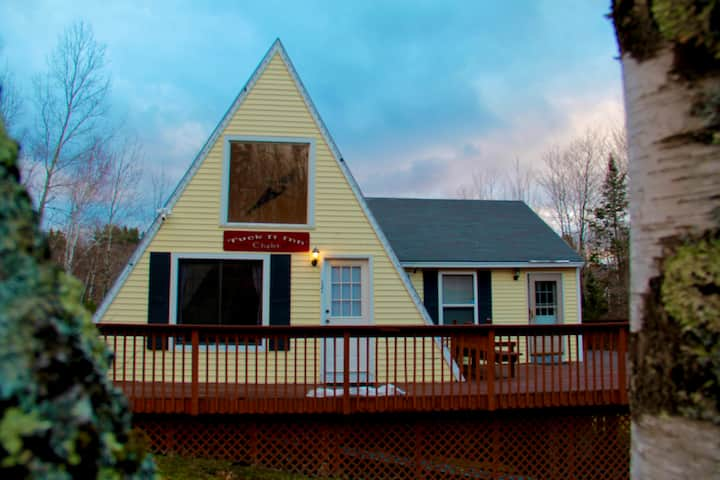 Tuck It Inn Ski Chalet - GREAT FOR GROUPS!!!