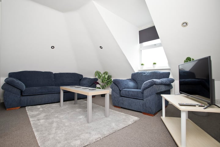 Spacious Two bed Flat in heart of Bristol