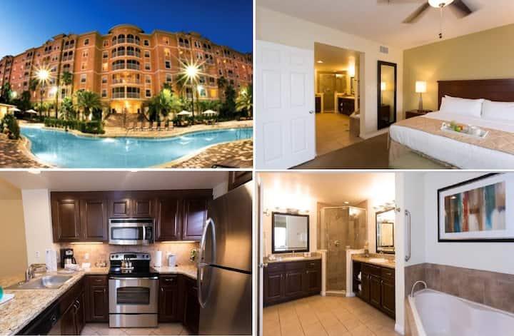 2BD Entire Resort Villa by Golf Club near Disney 4
