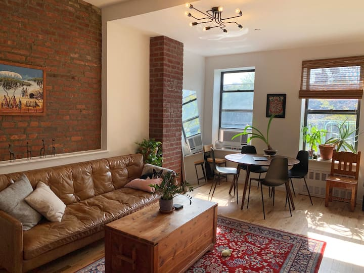 Massive East Village Duplex