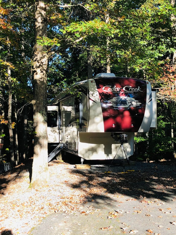 Explore North Georgia mountains RV style