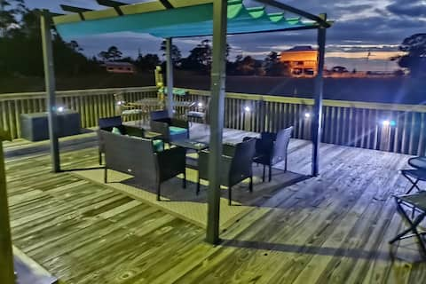 "Enjoy Florida's Nature Coast at ""The Marsh House"""