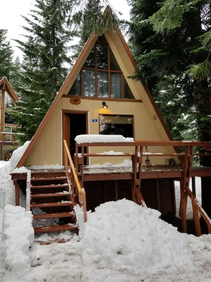 Summit Central A Frame Cabin
