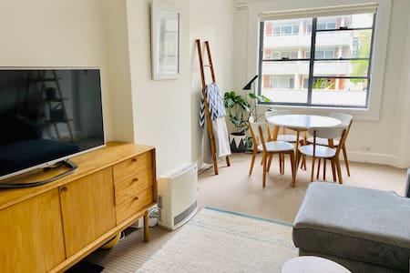 Manly Beach Apartment
