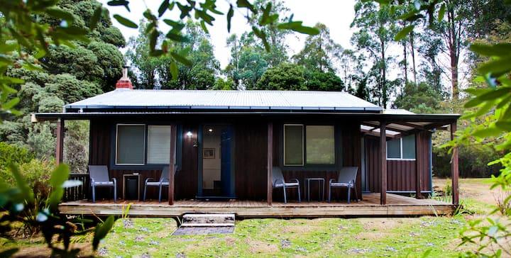 Humboldt Cottage.