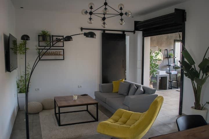 *New* Loft Moderne de Style Industriel à Bizerte