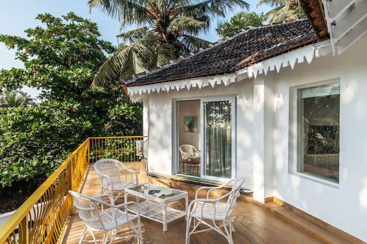 Morii by the sea | Villa on Morjim Beach