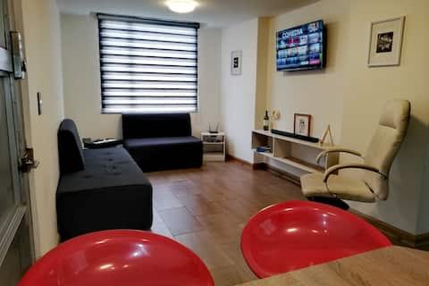 Apartamento nuevo y moderno en la mejor ubicación