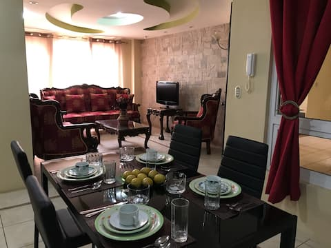 Lindo y cómodo apartamento en excelente ubicación
