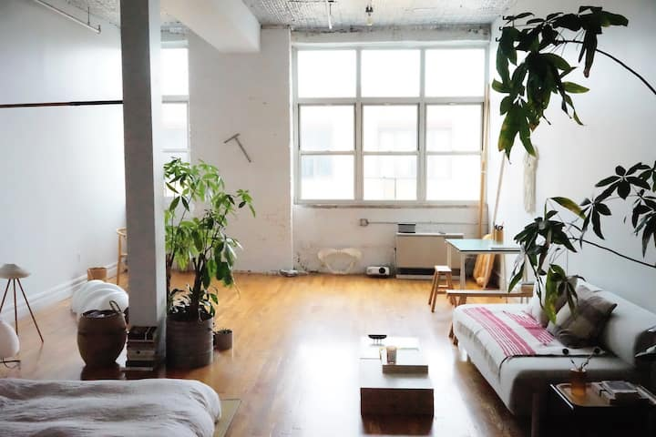 Unique Artist Loft in East Williamsburg