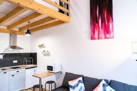 Apartamento Las Secuoyas loft