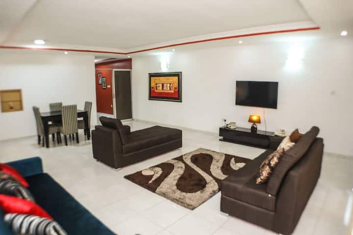 Luxury 4 Bed Apartment in Victoria Island