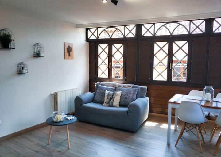 Spacious & Newly Apartment on Traditional Gijon