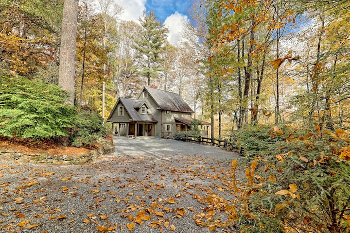Cashiers Mountain View Retreat