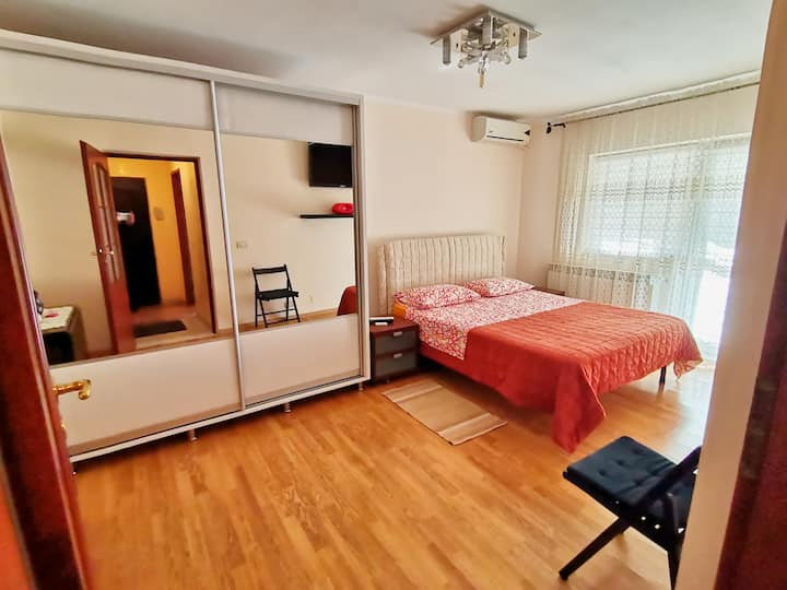 Apartament Central sterilizat UV