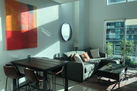 1 Bedroom Duplex with Sea View