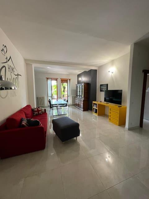 Terrace house appartamento mq  80