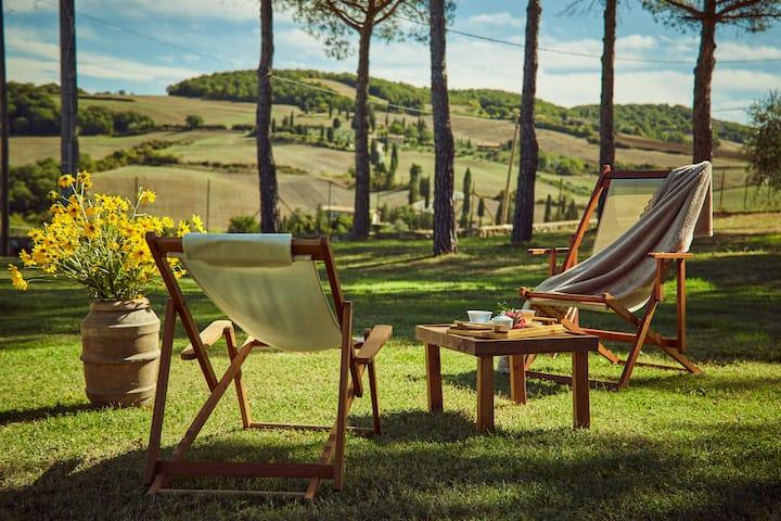 Casa Bonari - un paradiso per gli occhi