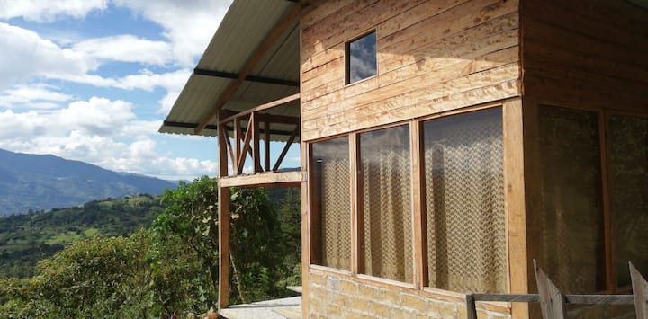 The Star, ecologic cabin and camping