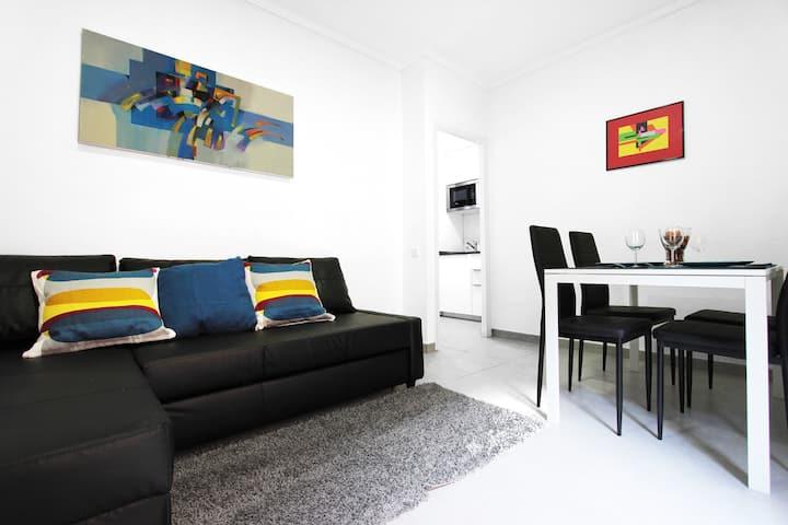Cozy apartment Barcelona center