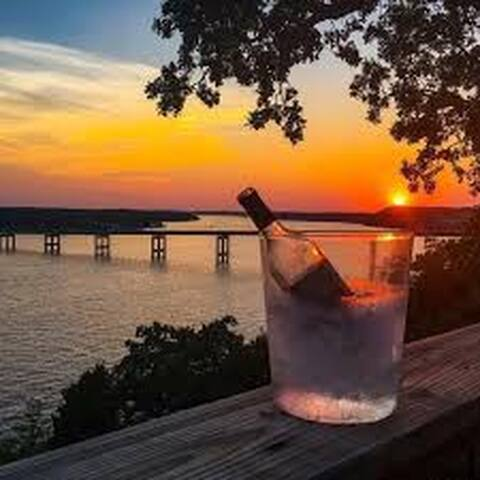 Osage Beach Resort with a VIEW